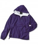 Charles River Apparel Style 9905 Classic Solid Pullover - Purple