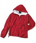 Charles River Apparel Style 9905 Classic Solid Pullover - Red