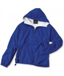 Charles River Apparel Style 9905 Classic Solid Pullover - Royal