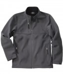 Charles River Apparel Style 9916 Men's Ultima Soft Shell Jacket - Grey