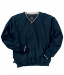Charles River Apparel Style 9944 Men's Legend Windshirt - Navy/Light Khaki
