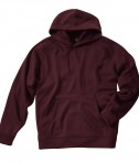 Charles River Apparel 9987 Bonded Polyknit Sweatshirt - Maroon