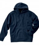 Charles River Apparel 9987 Bonded Polyknit Sweatshirt - Navy