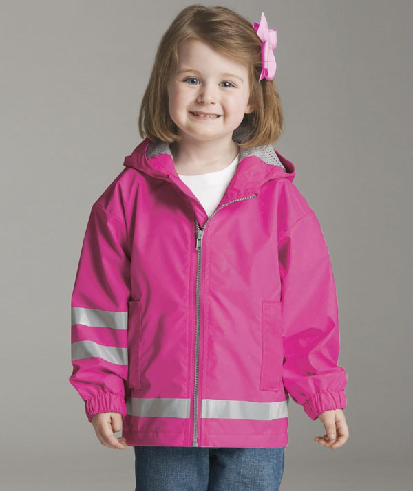Charles River Apparel Style 6099 Toddler New Englander Rain Jacket 1