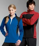Charles River Apparel 5077 Women's Hexsport Bonded Athletic Jacket - Matching His/Hers