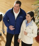 Charles River Apparel 5718 Women's Soft Shell Jacket - Matching His/Hers Styles Embroidered