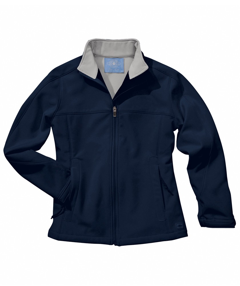 Charles River Apparel Style 5718 Women's Soft Shell Jacket