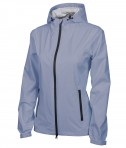 Cloud Charles River Apparel 5680 Women's Watertown Nylon Full-Zip Jacket