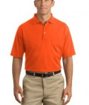 CornerStone - Industrial Pocket Pique Polo Style CS402P Safety Orange