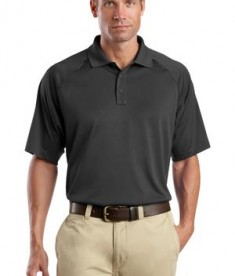 CornerStone - Select Snag-Proof Tactical Polo Style CS410 Charcoal