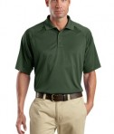 CornerStone - Select Snag-Proof Tactical Polo Style CS410 Dark Green