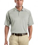 CornerStone - Select Snag-Proof Tactical Polo Style CS410 Light Grey