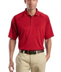 CornerStone - Select Snag-Proof Tactical Polo Style CS410 Red