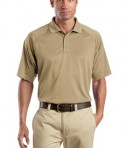 CornerStone - Select Snag-Proof Tactical Polo Style CS410 Tan