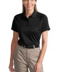 CornerStone - Ladies Select Snag-Proof Tactical Polo Style CS411 Black