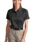 CornerStone - Ladies Select Snag-Proof Tactical Polo Style CS411 Charcoal