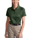 CornerStone - Ladies Select Snag-Proof Tactical Polo Style CS411 Dark Green