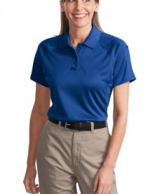 CornerStone - Ladies Select Snag-Proof Tactical Polo Style CS411 Royal