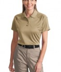 CornerStone - Ladies Select Snag-Proof Tactical Polo Style CS411 Tan