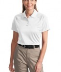 CornerStone - Ladies Select Snag-Proof Tactical Polo Style CS411 White