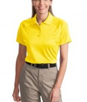 CornerStone - Ladies Select Snag-Proof Tactical Polo Style CS411 Yellow