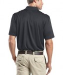 CornerStone - Select Snag-Proof Polo Style CS412 Charcoal Back