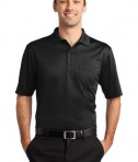 CornerStone - Select Snag-Proof Pocket Polo Style CS412P Black