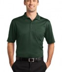 CornerStone - Select Snag-Proof Pocket Polo Style CS412P Dark Green