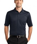CornerStone - Select Snag-Proof Pocket Polo Style CS412P Dark Navy