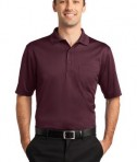 CornerStone - Select Snag-Proof Pocket Polo Style CS412P Maroon