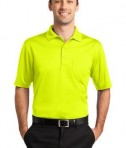 CornerStone - Select Snag-Proof Pocket Polo Style CS412P Yellow