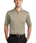 CornerStone - Select Snag-Proof Pocket Polo Style CS412P Tan