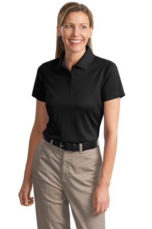 CornerStone - Ladies Select Snag-Proof Polo Style CS413 Black