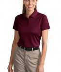 CornerStone - Ladies Select Snag-Proof Polo Style CS413 Maroon