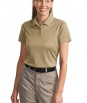 CornerStone - Ladies Select Snag-Proof Polo Style CS413 Tan