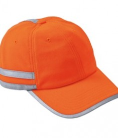 CornerStone - ANSI 107 Safety Cap Style CS801 Safety Orange