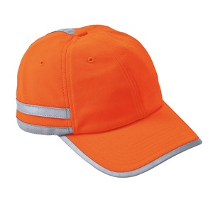 CornerStone - ANSI 107 Safety Cap Style CS801 - Casual Clothing for Men, Women, Youth, and Children