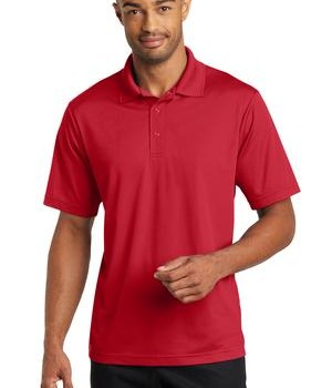 cornerstone-micropique-gripper-polo-t-shirts-true-red-front