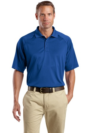 CornerStone - Tall Select Snag-Proof Tactical Polo Style TLCS410 Royal