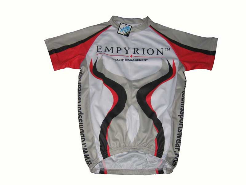 Customized Race Jersey for Promotional Advertising - ASI Supplier