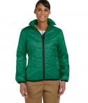 Devon & Jones Ladies' Insulated Tech-Shell® Reliant Jacket Ultra Marine