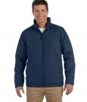 Devon & Jones Classic Reversible Jacket Navy