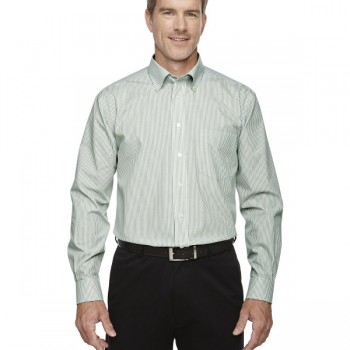 devon-&-jones-mens-crown-collection™-banker-stripe-dill