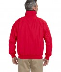 Devon & Jones Men's Three-Season Classic Jacket Red Back
