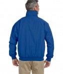 Devon & Jones Men's Three-Season Classic Jacket True Royal Back
