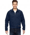 Dickies 10 oz. Industrial Duck Jacket Navy