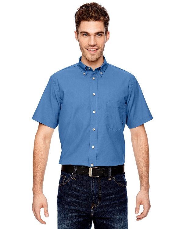 Dickies 4.25 oz. Performance Comfort Stretch Shirt Light Blue