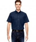 Dickies 4.25 oz. Performance Comfort Stretch Shirt Navy