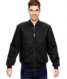 Dickies 8 oz. Industrial Insulated Team Jacket Black