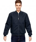 Dickies 8 oz. Industrial Insulated Team Jacket Dark Navy